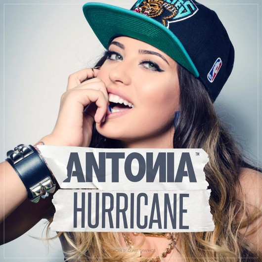 ANTONIA - Hurricane (English version) - Official Video